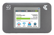 Netgear AirCard 782S 4G LTE Advanced Wi-Fi Modem Mobile Hotspot